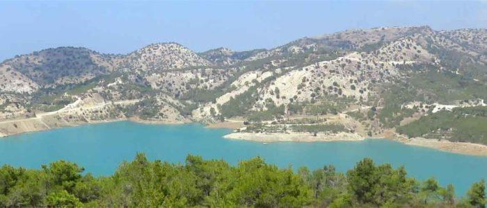 Fahrrad Wanderung Nordzypern - West Kyrenia 2