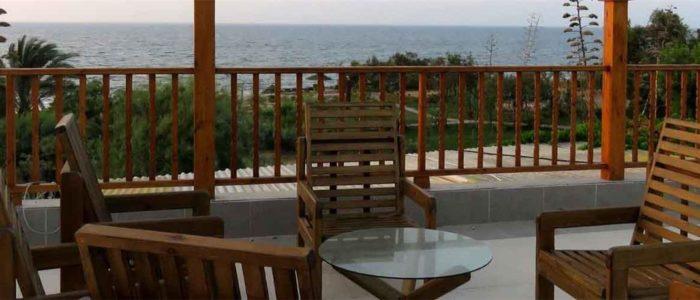 Hotelanlage Nordzypern - Riviera Beach Bungalows 4