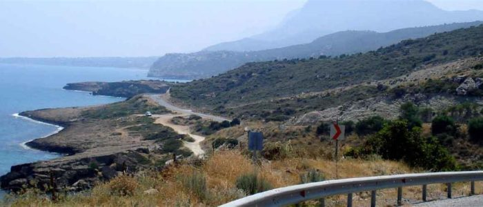 Fahrrad Wanderung Nordzypern - West Kyrenia 3