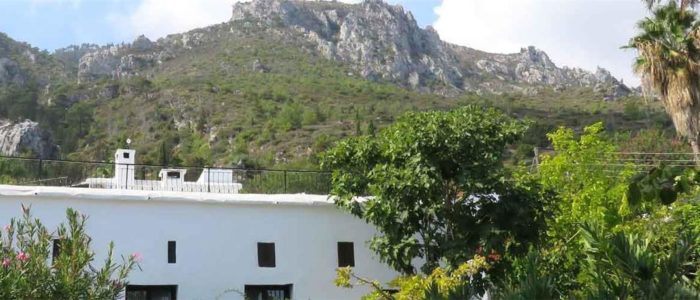 Fahrrad Wanderung Nordzypern - West Kyrenia 8