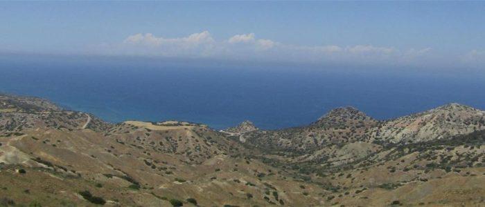 Mountainbiking rund um Korucam / Kormacit Nordzypern 3