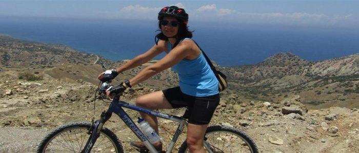 Mountainbiking rund um Korucam / Kormacit Nordzypern 4