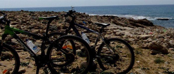 Mountainbiking rund um Korucam / Kormacit Nordzypern 5