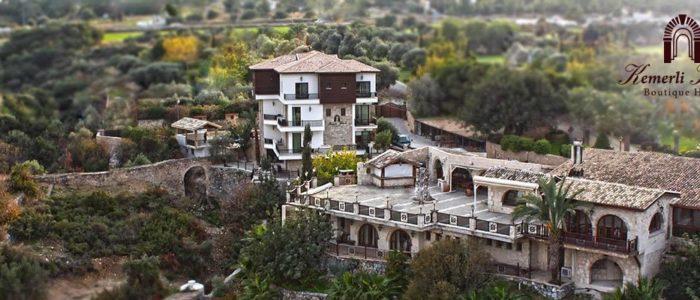 Kemerli Konak Boutique Hotel auf Nordzypern 1