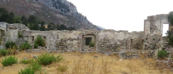 Nordzypern 6 Wandertage - Besparmak Trail 6